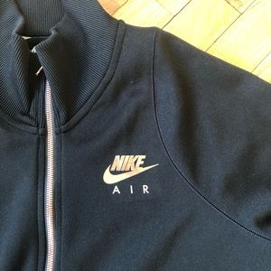 Nike Tops - Cropped Track Jacket (matching joggers in closet)